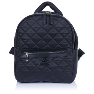 Рюкзак Chanel Cocoon Backpack Black