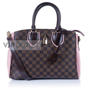 Женская сумка Louis Vuitton Normandy Pink