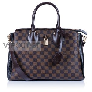 Женская сумка Louis Vuitton Normandy Black