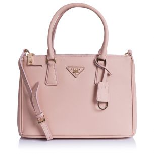 Женская сумка Prada Galleria Small Saffiano Bag orchid