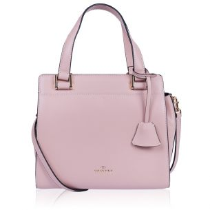 Женская сумка Valentino Garavani Double Handle Pink
